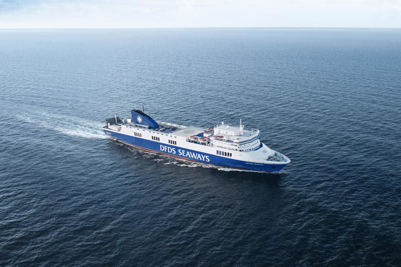 DFDS Seaways Baltikum